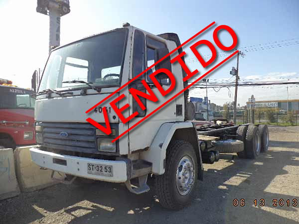 Ford Cargo 1722 1998 - 1