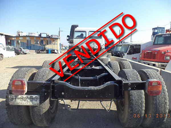Ford Cargo 1722 1998 - 4