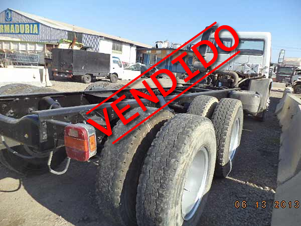 Ford Cargo 1722 1998 - 5