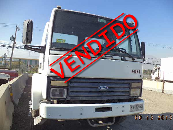 Ford Cargo 1722 1998 - 8
