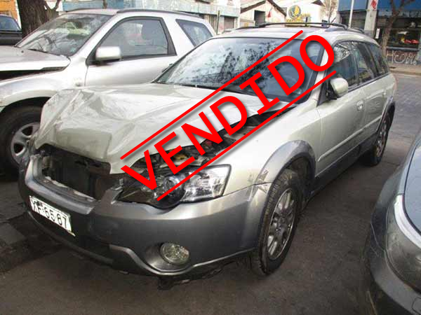 Subaru New Outback 2004 - 2