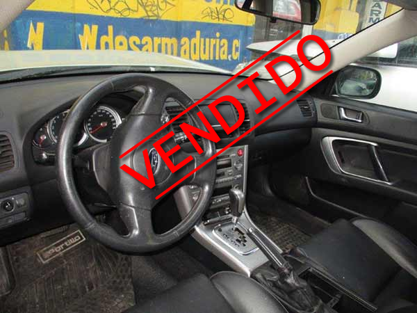 Subaru New Outback 2004 - 5
