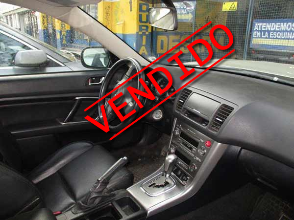 Subaru New Outback 2004 - 6