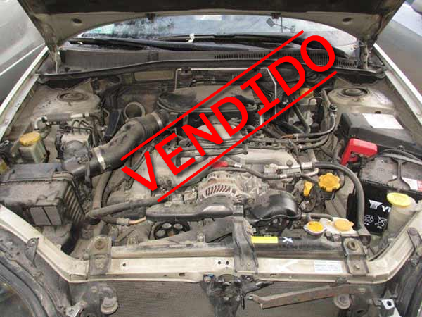 Subaru New Outback 2004 - 7